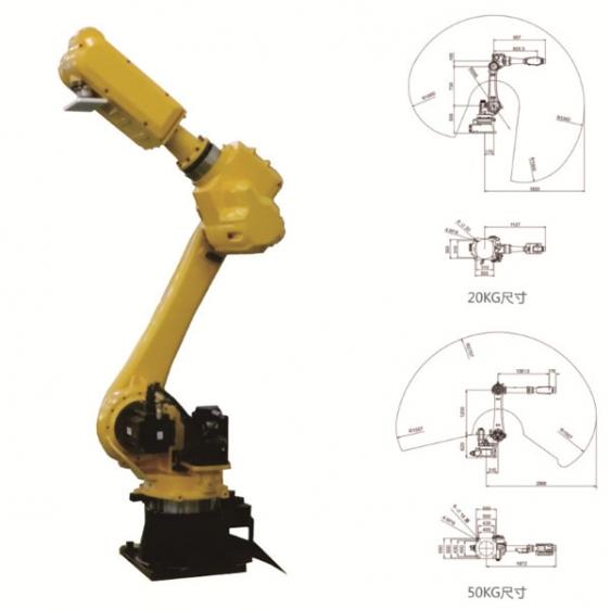 注塑机械手,机器换人产物下的排头兵