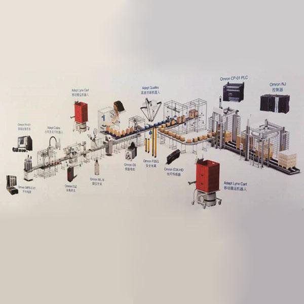 自动化产线-智能装配
