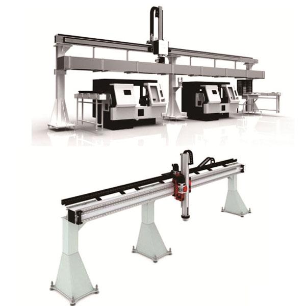 连线桁架自动化机械手