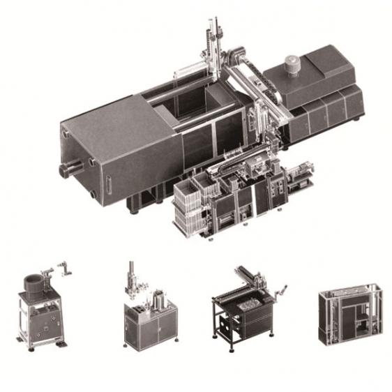 山东橡胶注射成型机自动化