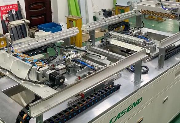 橡胶模芯取出全自动脱模机