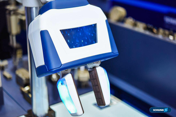 橡胶成型机自动化