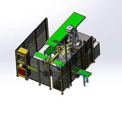 Dual-mode precision mosaic automation
