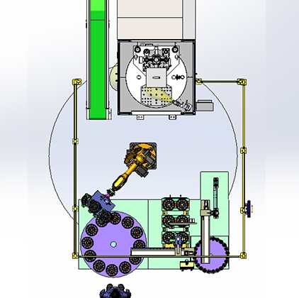 Dual-mode precision insert automation